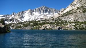 Mt. Goode, Sierra Nevadas, CA