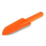 Orange Sanitation Trowel