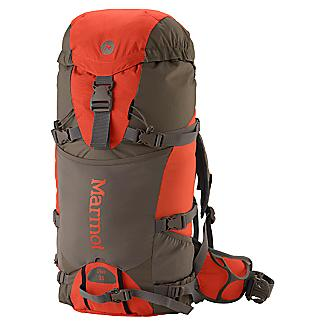 Top loading daypack
