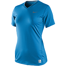 Nike Pro Women's Fitted Short Sleeve Top