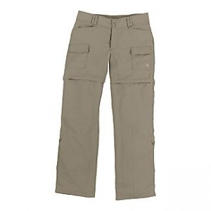 Fantastic The North Face Cargo Pants  Women39s Size 4 Tan Pockets Roll UP Hiking