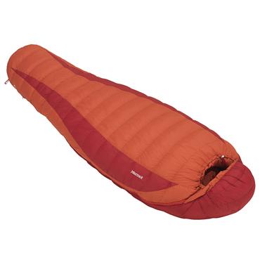 My Marmot Goose Down Sleeping Bag Keeps Me Warm