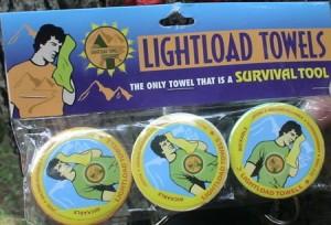 Lightload Towels