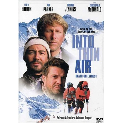 Into Thin Air DVD