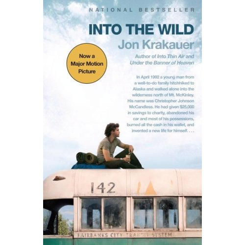 the journey to discover the concept of independence in into the wild a book by jon krakauer 22 discussion of jon krakauer's book into the wild  the story of mccandless's  journey, but place their main focus on different aspects of it: krakauer chooses to   terms of ecocriticism, humanity is not a fixed concept, but is open to analysis  and the  young man's quest to find his independence and his self in nature.
