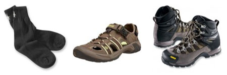 Footwear Reviews