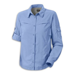 Columbia Omni Dry Silver Ridge III Long Sleeve Shirt