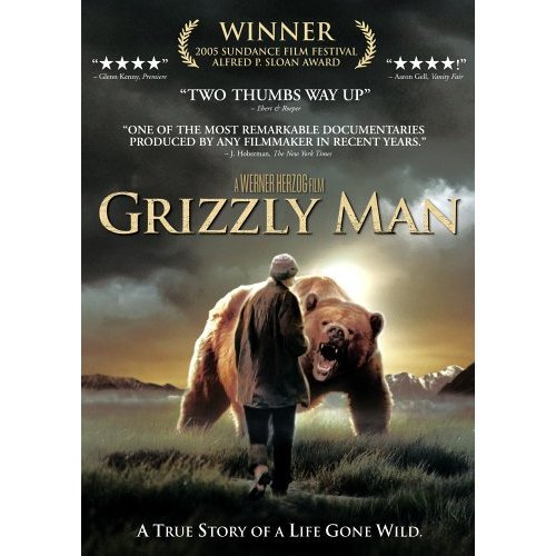 Grizzly Man DVD