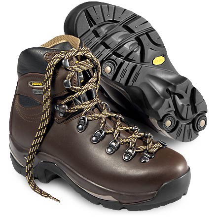 Backpacking Boots - Hiking Lady