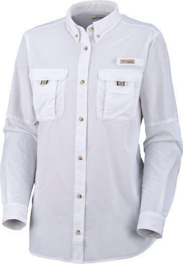 Columbia Women s Bahama Long Sleeve Shirt: This is my favorite