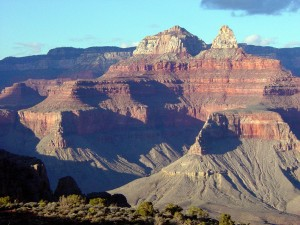 Grand Canyon view from South Kaibab Trail, courtesy National Park Service