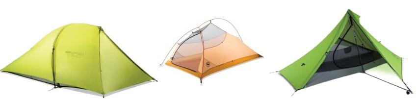 sc 1 st  Hiking Lady & The Best Ultralight Tent?