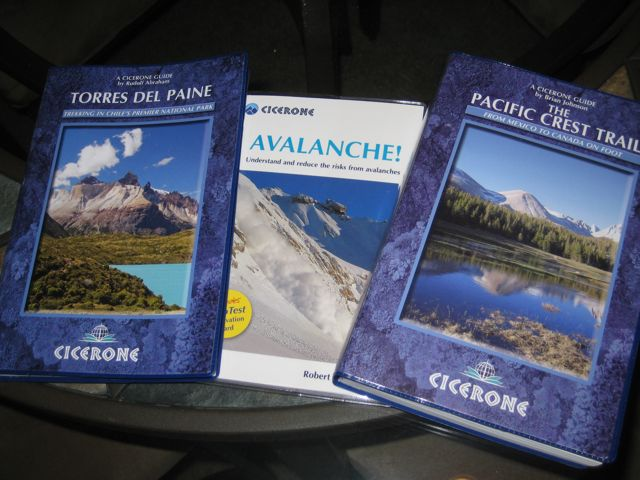 Cicerone Guide Books