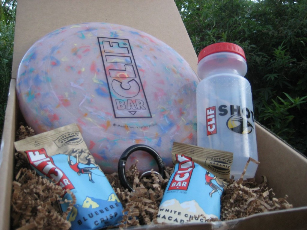 """CLIF Bar """"Study Break"""" Care Package!"""
