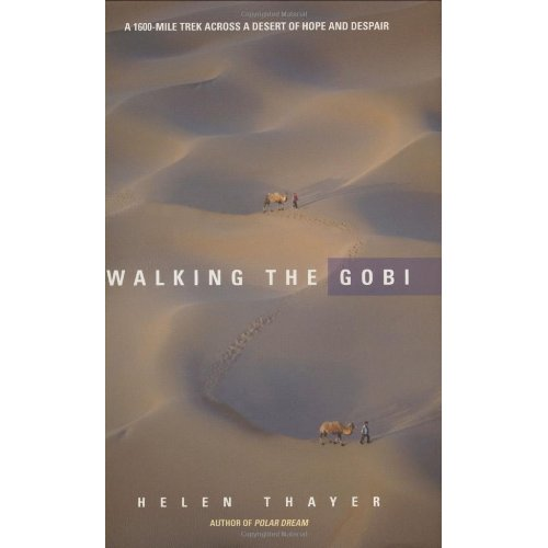 Walking the Gobi