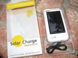 The Solar iCharge