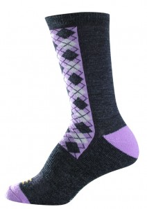 PowerSox Argyle hiking socks