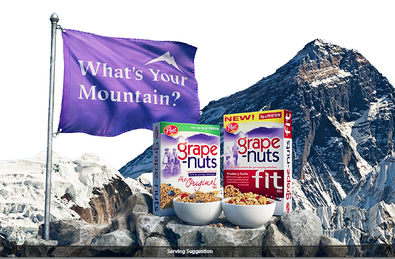 Everest_grape nuts
