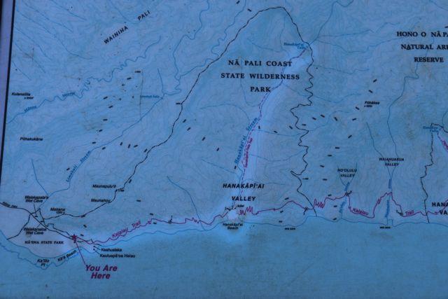 How to get to Kalalau Trailhead, Kauai