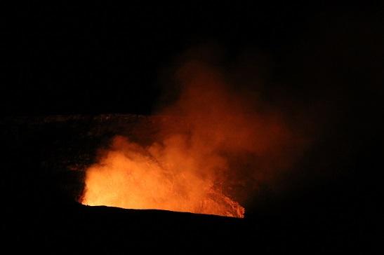 Kilauea Caldera, Volcanoes National Park