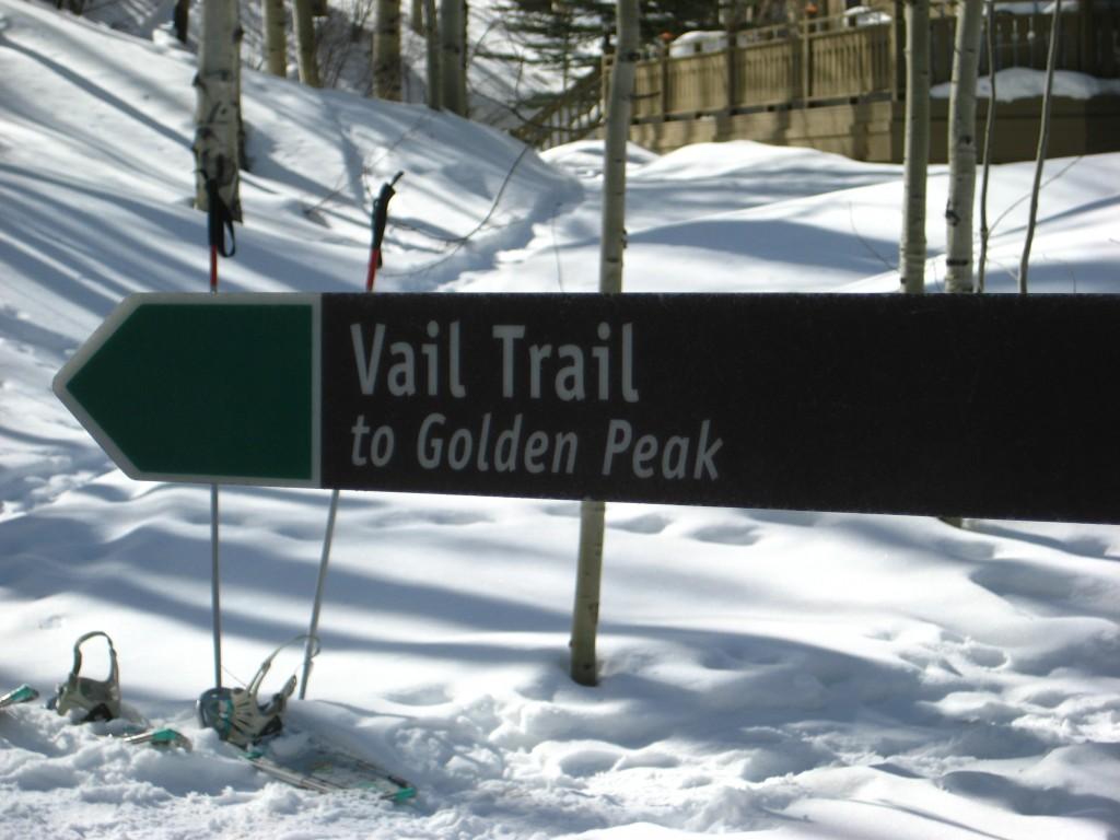 Vail Trail!