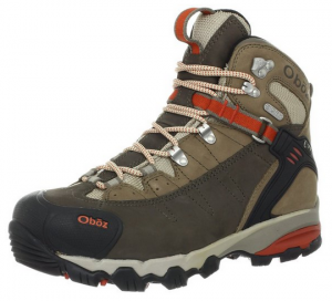 Oboz Wind River II Women's Backpacking Boots
