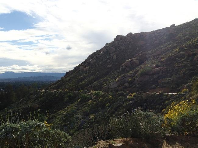 Mount Rubidoux hiking