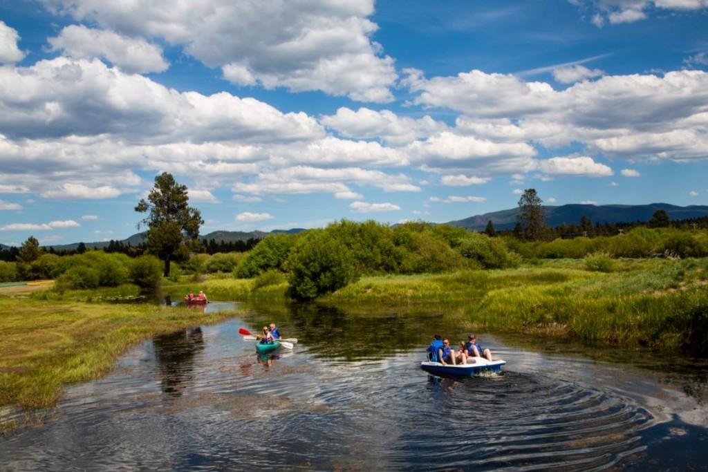Thousand Trails Campground, Bend-Sunriver, Oregon