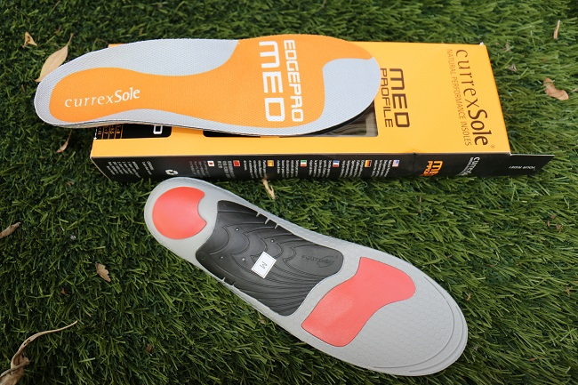 currexSole EdgePro Insoles