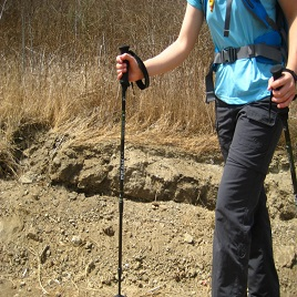 Hiking Lady Trekking Poles