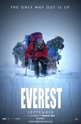 Everest movie poster