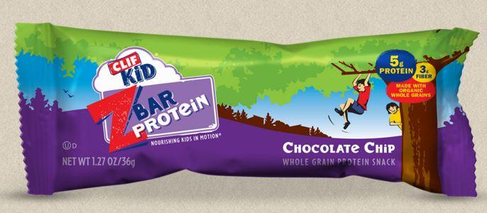 CLIF Bar Kids Protein