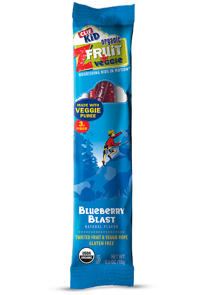CLIF Bar Kid Organic Fruit Rope