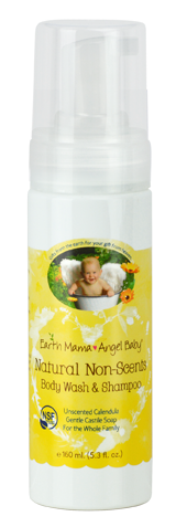 Earth Mama Angel Baby Natural Non-Scents Review