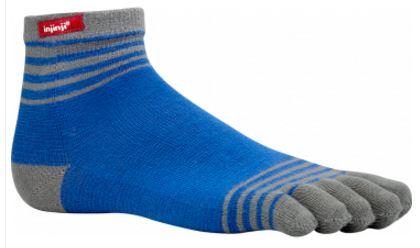 Injinji Kids Lightweight Micro Socks