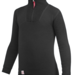 Woolpower Kid Zip Turtleneck 200 Review