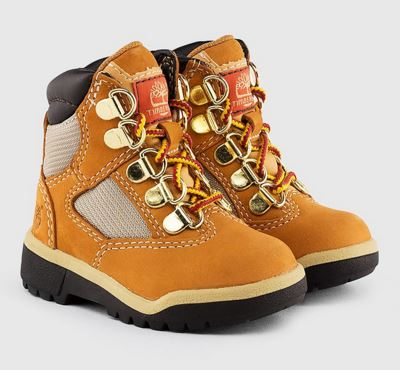 Timberland Toddler Field Boots Hiking Lady