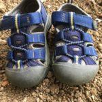 Keen Newport H2 toddler shoes
