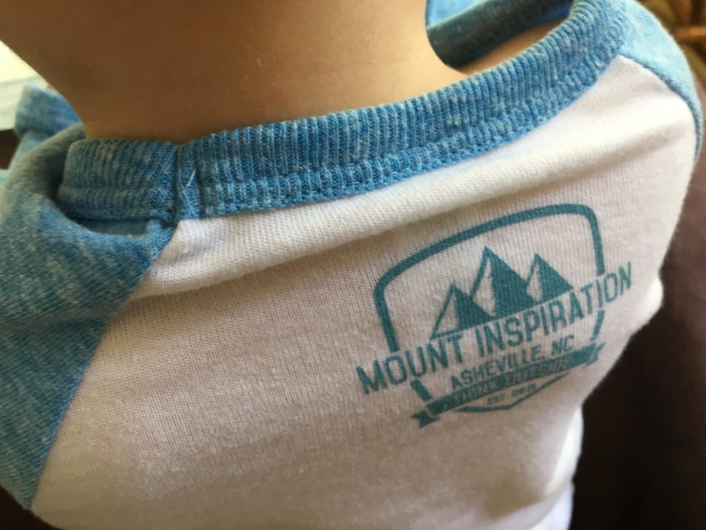 Mount Inspiration Apparel