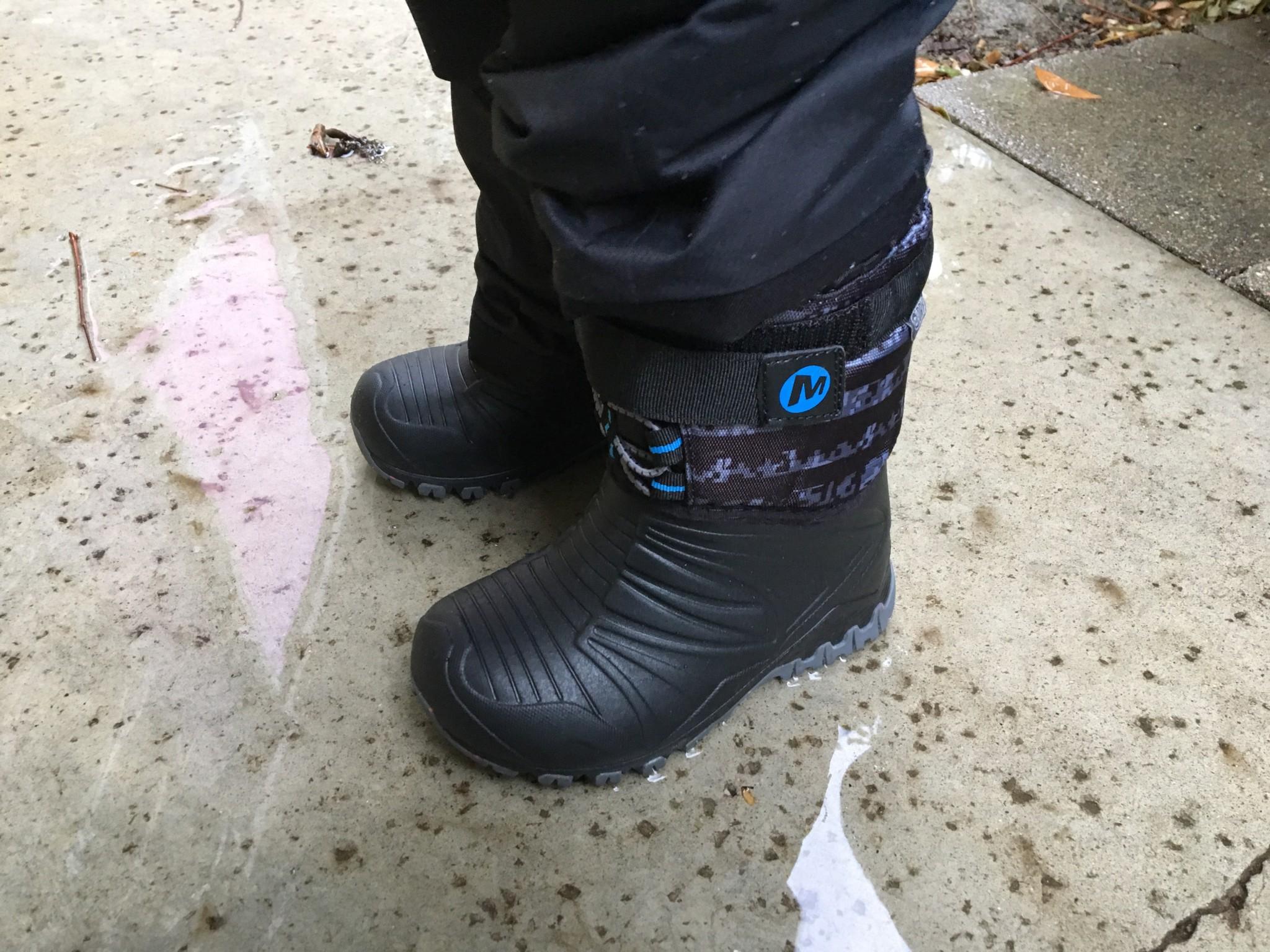 Merrell Snow Quest Lite Waterproof Boots