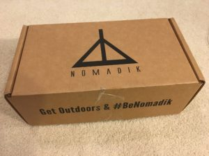 The Nomadik Subscription Box