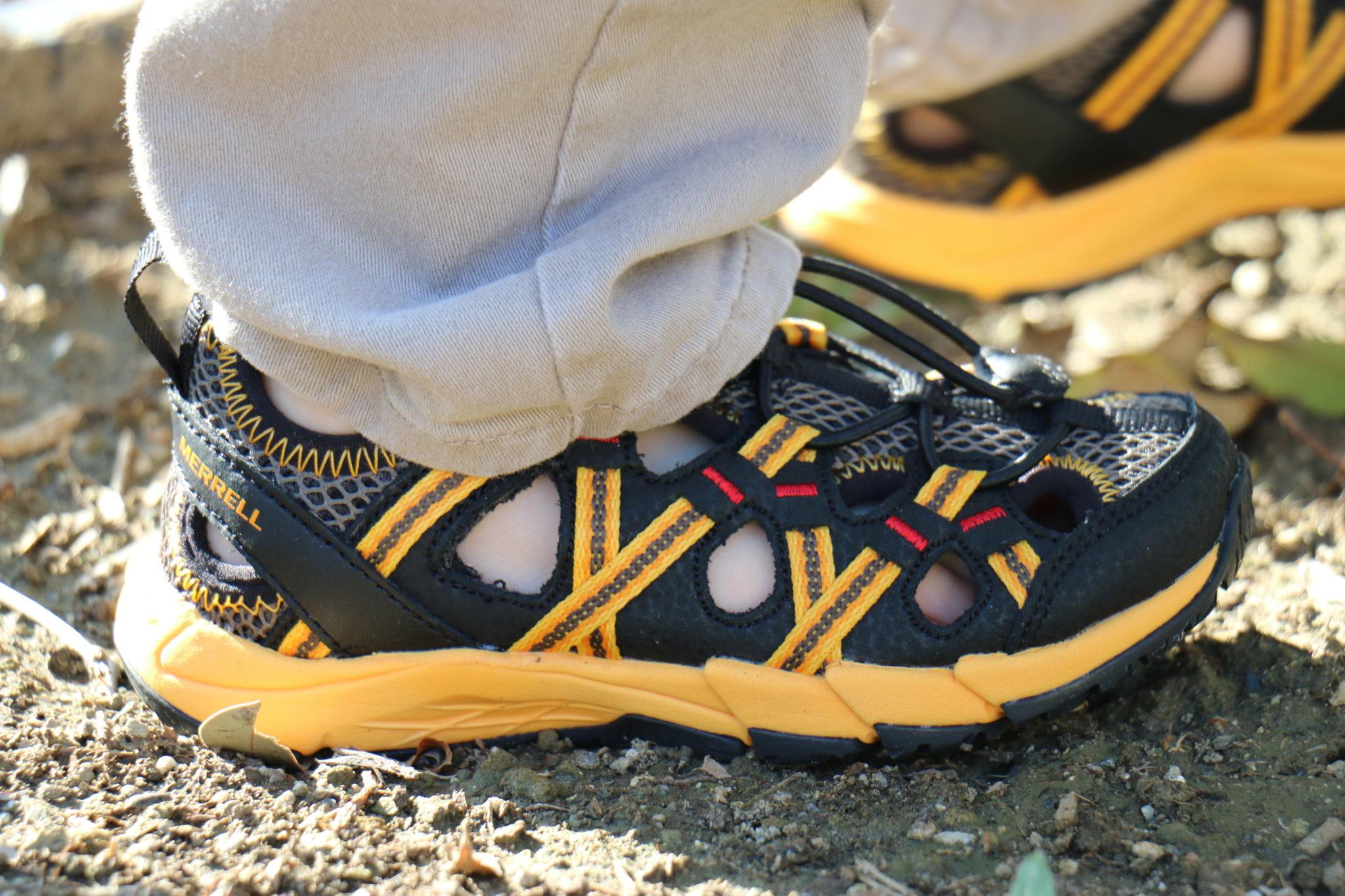 Merrell Hydro Choprock Review - Hiking Lady