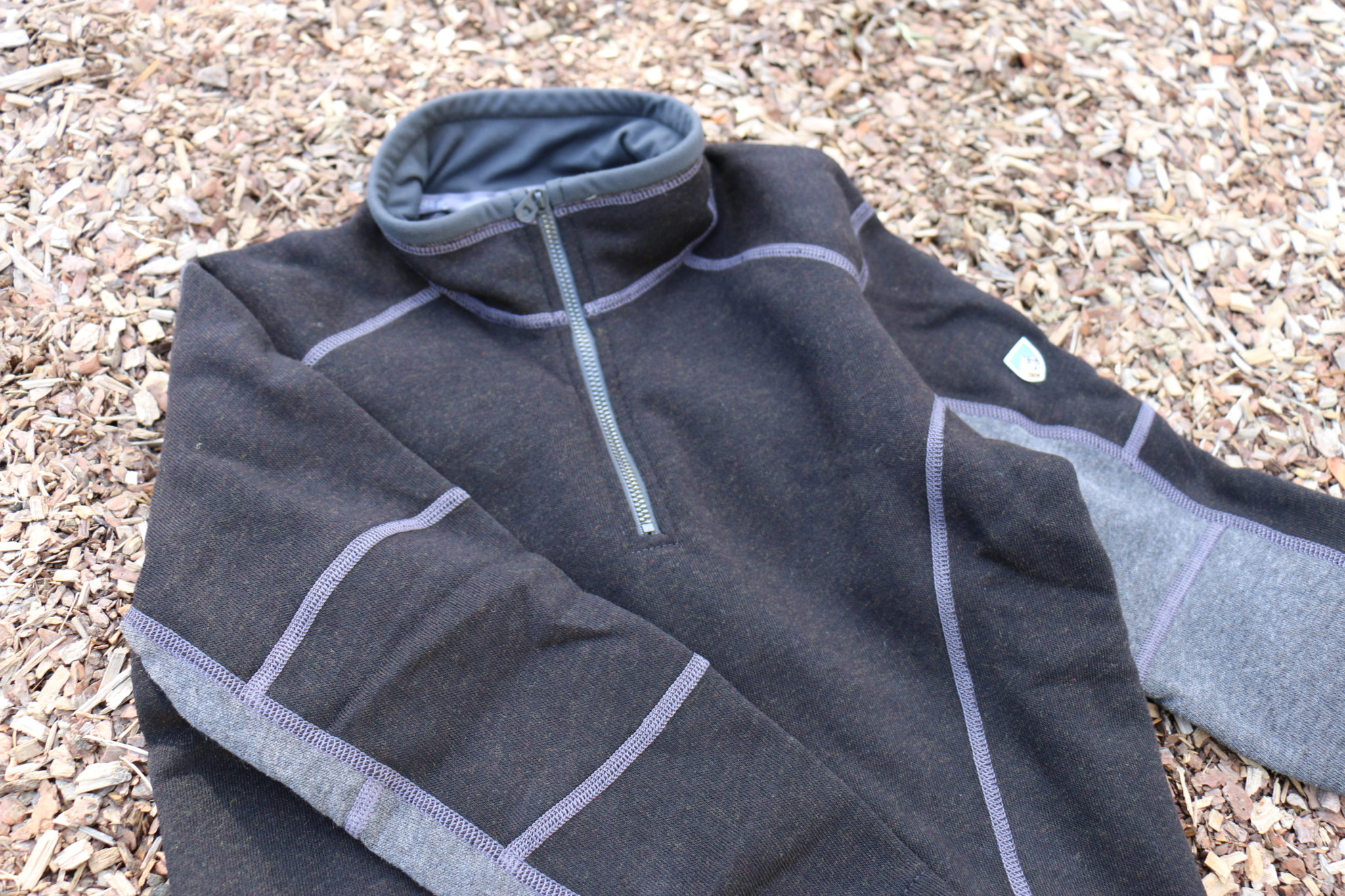 The KUHL Boy's Revel 1/4 Zip