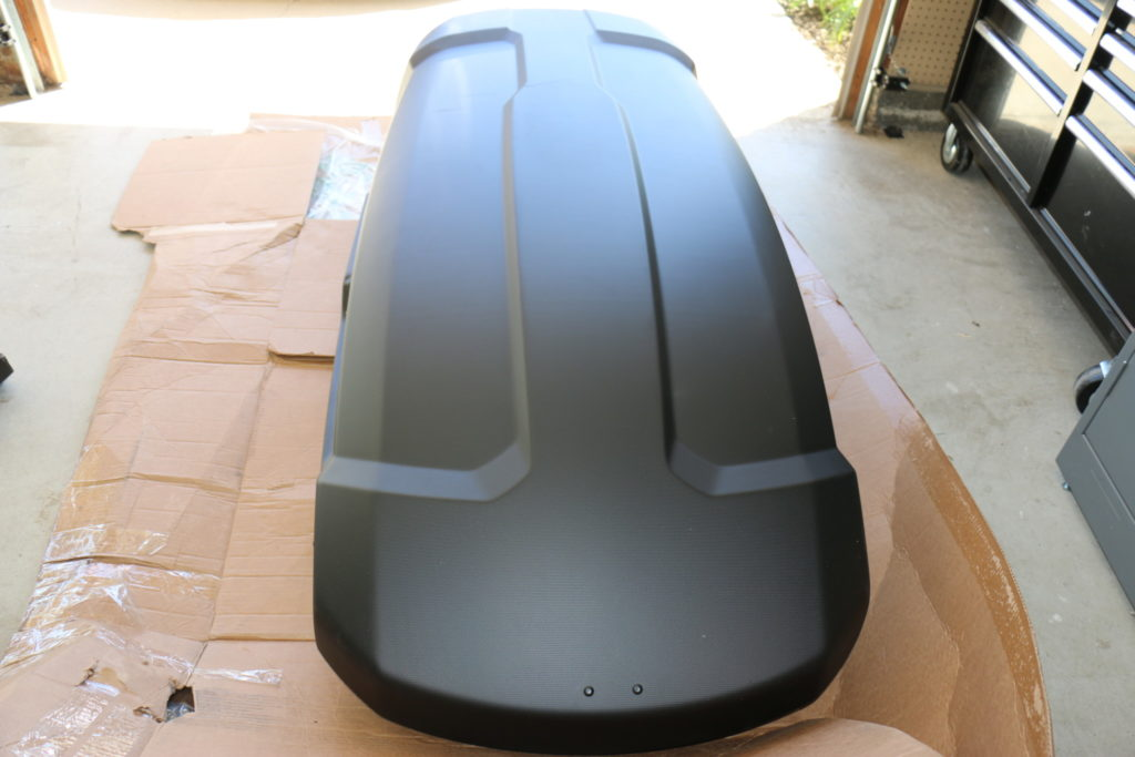 The Thule Force XT L Roof Box