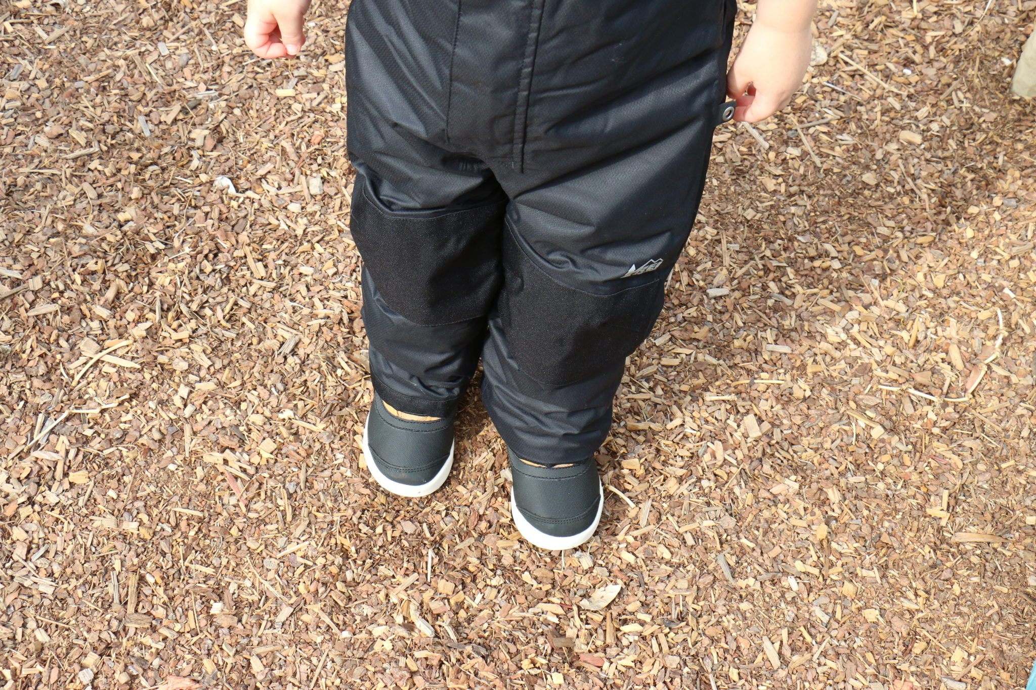 REI Co-op Timber Mountain Overalls - well constructed with reinforced knees and rear.